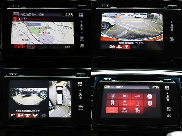 【地デジ視聴可能】純正ナビ搭載ですので道に迷うことなく楽しくドライブ!アラウンドビューモニターも装備しており駐車もラクラクです★