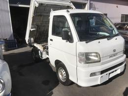 ダイハツ ハイゼットトラック 660 ローダンプ 3方開 4WD 土砂禁ダンプ