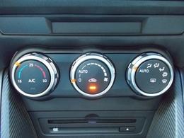 快適ドライブができるオートエアコン☆車内の温度を微調整できます☆