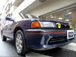 マツダ ファミリアセダン 1.8 GT-X 4WD 純正フルノーマル 無板金無塗装 屋内保管車