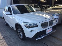 BMW X1 xドライブ 25i 4WD スマートキー ポータブルナビ