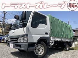 マツダ タイタンダッシュ デラックス 5MT PS PW 車検整備付・ETC・パワーゲート 幌