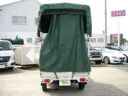 手入れの行き届いたオートマチック軽トラックです。