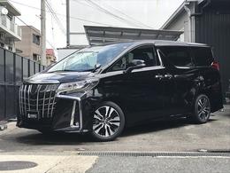 トヨタ アルファード 2.5 S Cパッケージ デジタルインナ-ミラ-サンル-フLEDライト