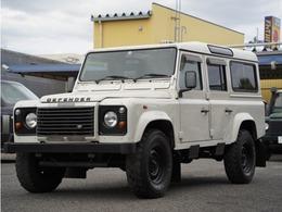 ランドローバー ディフェンダー 110S ディーゼルターボ 4WD 正規ディーラー車Td5
