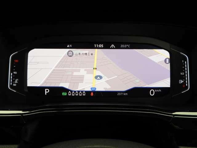 igital Cockpit Pro』:従来のアナログ型に代わる大型ディスプレイによるフルデジタルメータークラスター☆