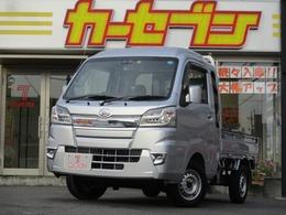 ダイハツ ハイゼットトラック 660 ジャンボ SAIIIt 3方開 4WD 買取車 5MT SDナビ LEDヘッド