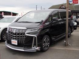 トヨタ アルファード 2.5 X モデリスタ・セーフティセンス・ドラレコ