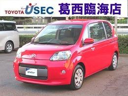 トヨタ ポルテ 1.5 X 元福祉車 TSS スマートキー パワードア