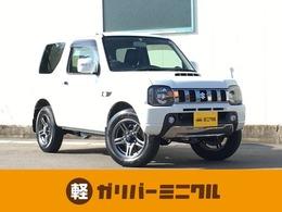 スズキ ジムニー 660 ランドベンチャー 4WD ナビ TV ETC シートヒーター 純正AW