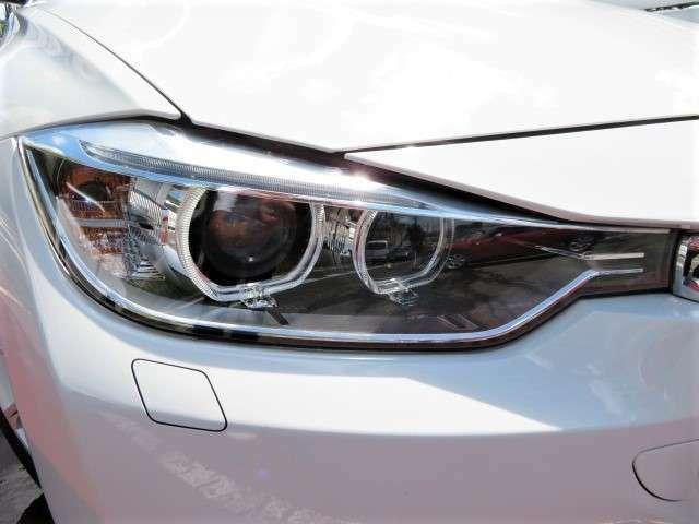 Bプラン画像:ヘッドライトもくもりやキズもなくキレイな状態となっております♪