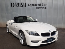 BMW Z4 sドライブ 23i Mスポーツパッケージ 黒革シート 純正ナビ Bカメラ