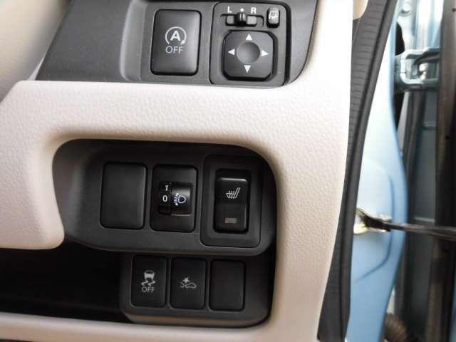 アイドリングストップ機能で燃費効率アップ