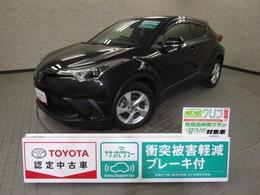 トヨタ C-HR 1.2 S-T 4WD メモリ-ナビ バックモニタ-ETC