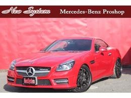 メルセデス・ベンツ SLKクラス SLK200 ブルーエフィシェンシー MT AMGスポーツパッケージ 6速MT 電動オープン 黒革 シートヒーター