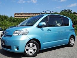 トヨタ ポルテ 1.3 130i Cパッケージ 車検2年 SDナビ 地デジ 左電動 タイヤ新品