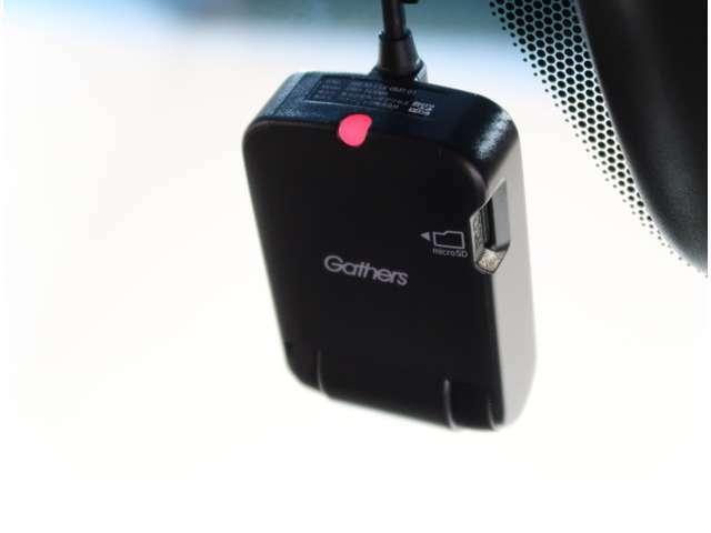 【前後ドライブレコーダー】万が一の状況を画像と音声で録画◎SDカードスロット搭載でパソコンでの再生も可能です◎