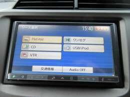 USB接続にて音楽再生も可能です!CD以外でも音楽を聴けるので便利ですね!
