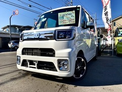ダイハツ ウェイク の中古車 660 Gターボ リミテッド SAIII 東京都八王子市 159.8万円