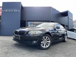 BMW 5シリーズ 528i 黒革SRコンフォートアクセスPシート