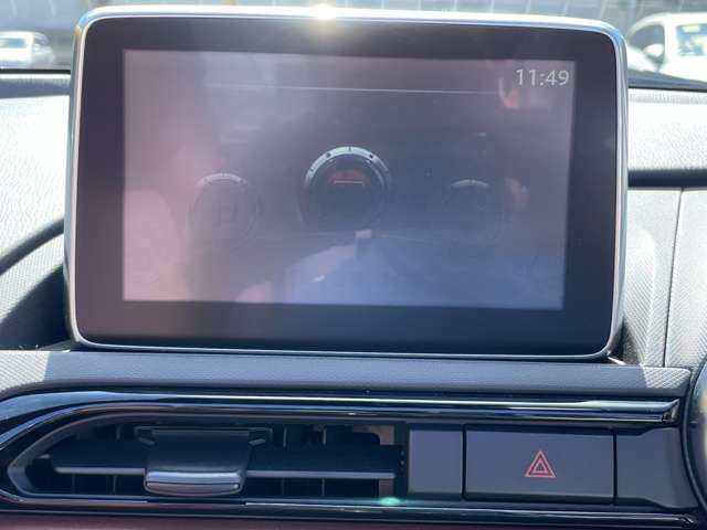 ★純正マツダコネクトナビ!フルセグ・DVD再生・Bluetooth接続!Bカメラももちろん装備!