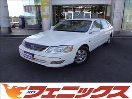 トヨタ プロナード 3.0 L メーカーナビベージュ本革シートETC