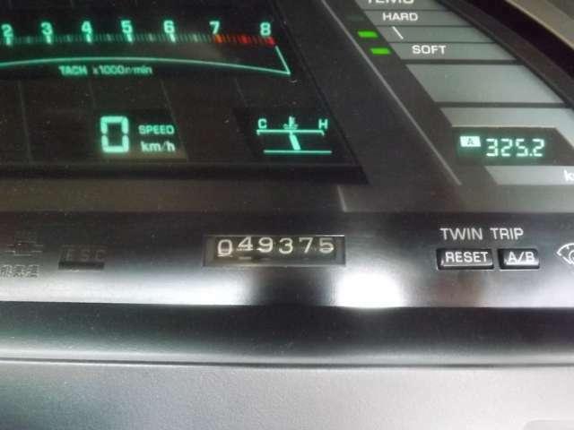 ★デジタルメーター♪走行49500kmです♪