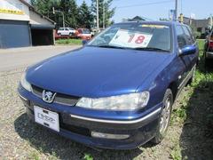 プジョー 406ブレーク の中古車 2.0 北海道帯広市 18.0万円