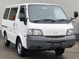 マツダ ボンゴバン 2.0 CD 低床 ディーゼルターボ 4WD
