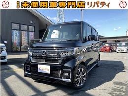 ホンダ N-BOX カスタム 660 L 届出済未使用車 禁煙車 衝突軽減ブレーキ