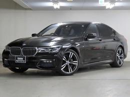 BMW 7シリーズ 740i Mスポーツ 認定中古車