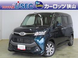 トヨタ タンク 1.0 カスタム G-T スマートアシスト 純正SDナビ フルセグ
