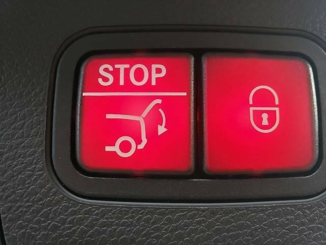 【パワーバックドア】装備でボタン一つでトランクの開閉が可能です!