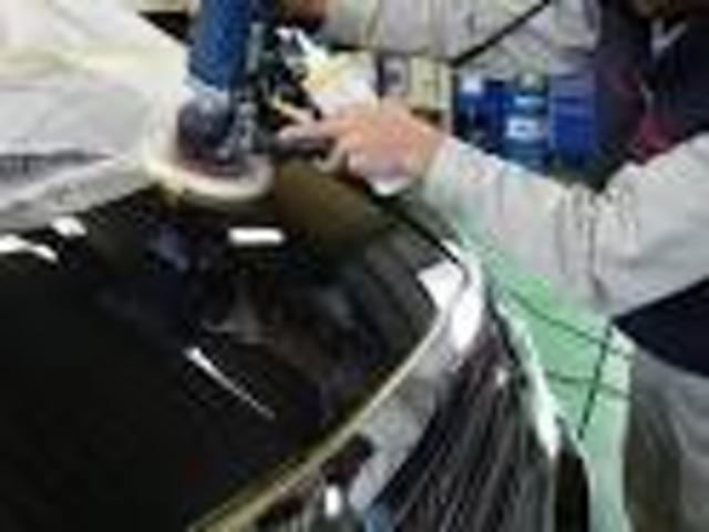 Bプラン画像:納車時に磨きとコーティングを丹精込めておこないます。