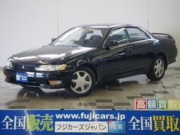 トヨタ マークII 2.5 ツアラーV 純正5MTツインターボ オプションカラー