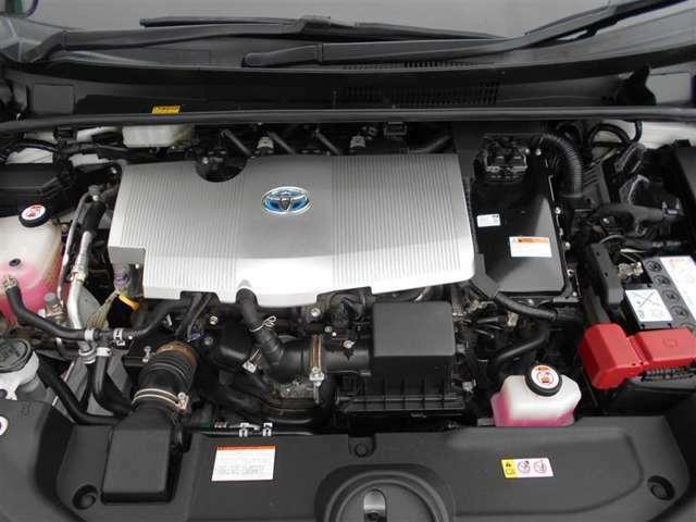 【まるごとクリーニング】 トヨタが運営するトヨタ認定中古車の基準を合格したクリーニングを実施しております、室内はもちろん、エンジンルームもピッカピカ☆ 是非足を運んで実際に車を見てみてください♪