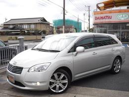 トヨタ マークXジオ 3.5 350G 6人乗り HDDナビ  バックモニター