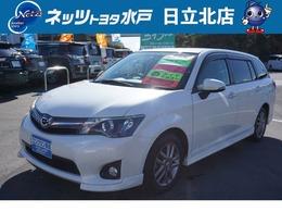 トヨタ カローラフィールダー 1.5 G エアロツアラー W×B Bluetoothナビ スマートキー タイヤ新品