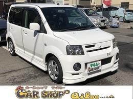 三菱 eKスポーツ 660 R 純正エアロ ターボ