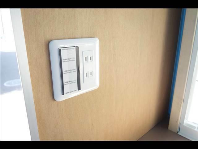 外部電源を使用して頂ければスイッチも可能です。