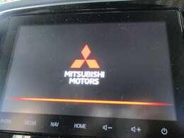 純正スマートフォン連携ナビゲーション フルセグTV Bluetooth 三菱リモートコントロール 使用するアプリケーション Android【Android Auto】iPhone【Apple Car Play】