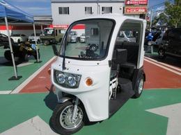 輸入車その他 AP TRIKES125 ベースグレード 普通自動車免許/車検不要/新車オーダー