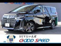 トヨタ アルファード SC パッケージ7人乗り サンルーフ デジタルインナーミラー 両側