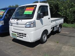 ダイハツ ハイゼットトラック 660 スタンダード 農用スペシャル 3方開 4WD 5速マニュアル