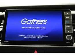 ギャザズナビ VXU-205FTi フルセグTV付き Bluetooth対応 DVD再生できます