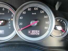 走行管理システムチェック済み!実走行109428km