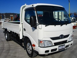 日野自動車 デュトロ 平ボディ ロング 高床 積載3t