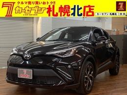 トヨタ C-HR 1.2 G-T 4WD ディスプレイモニタクルコン衝突軽減アルミ