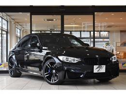 BMW M3セダン M DCT ドライブロジック Mアダプティブサスペンション・1年保証