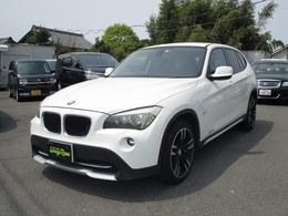 BMW X1 sドライブ 18i ナビ 自社 ローン